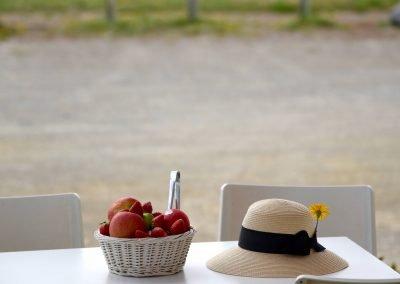 Petit-Déjeuner hôtel gruissan
